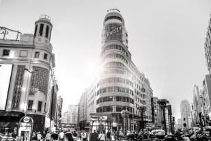Plaza de Callao - Madrid