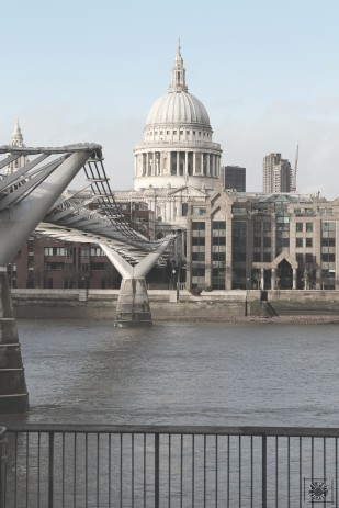 St Paul Cathedral - Londres