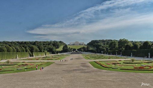 Schönbrunn - Viena