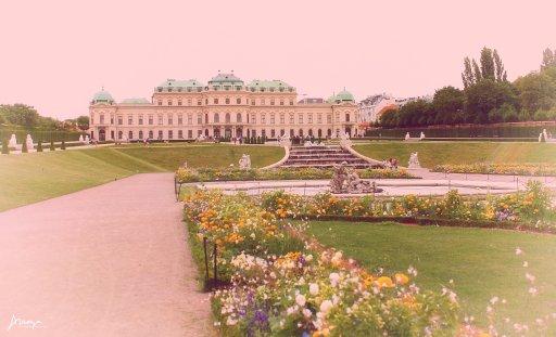 Belvedere Gardens - Viena